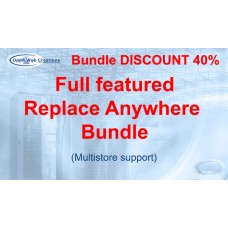 Full Featured Replace Anywhere Bundle