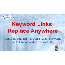 Keyword Links Replace Anywhere