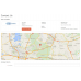Store contact page with Googlemap image